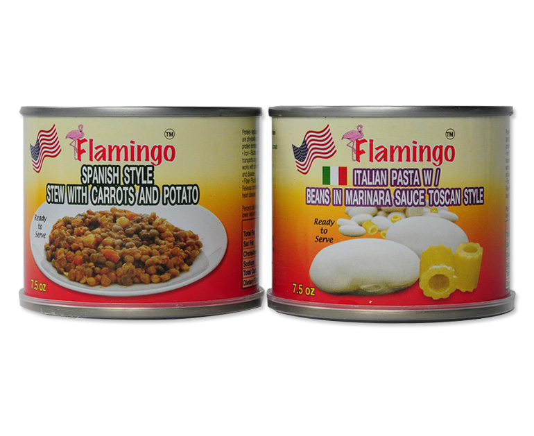 Entrees - Flamingo Food & Beverage